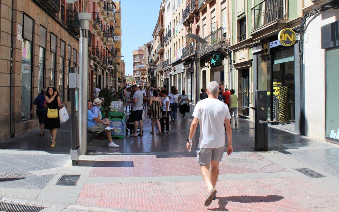 Vuelve el calor a Linares con máximas de 37 grados