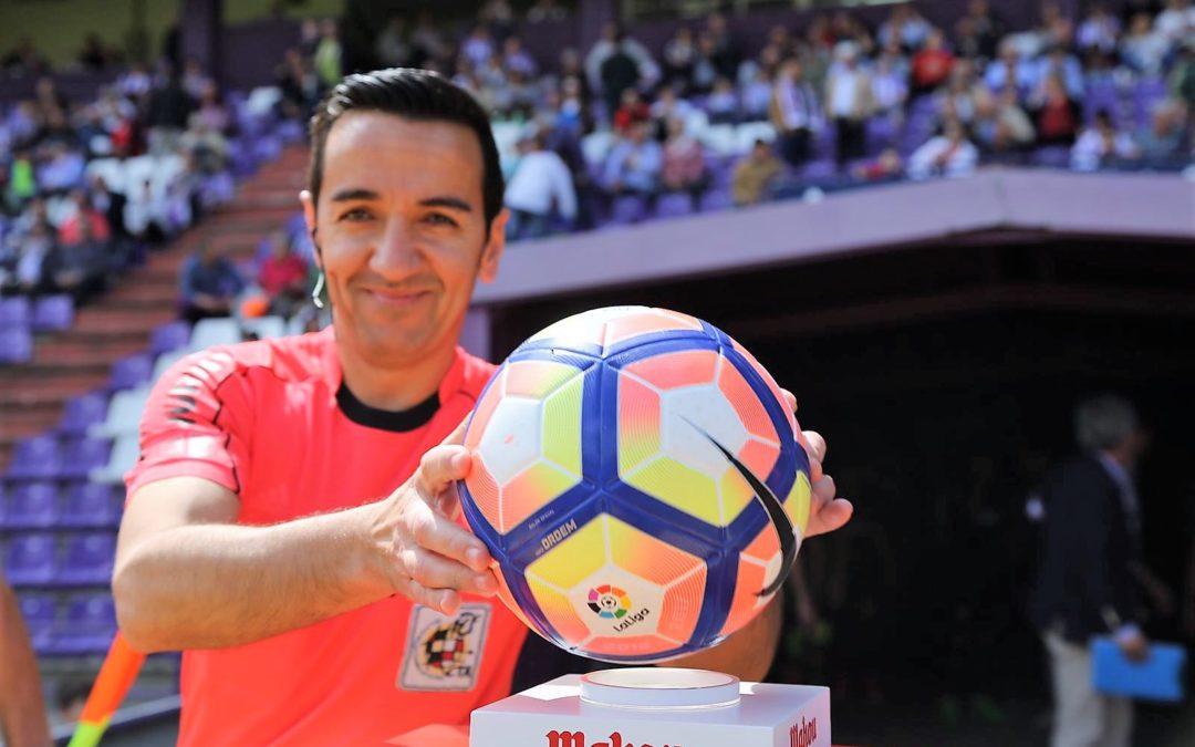 Pérez Montero, del césped a los despachos de la Federación Andaluza