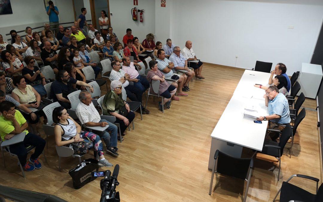 Reunión informativa sobre el Plan de Rehabilitación de Viviendas de la Junta de Andalucía