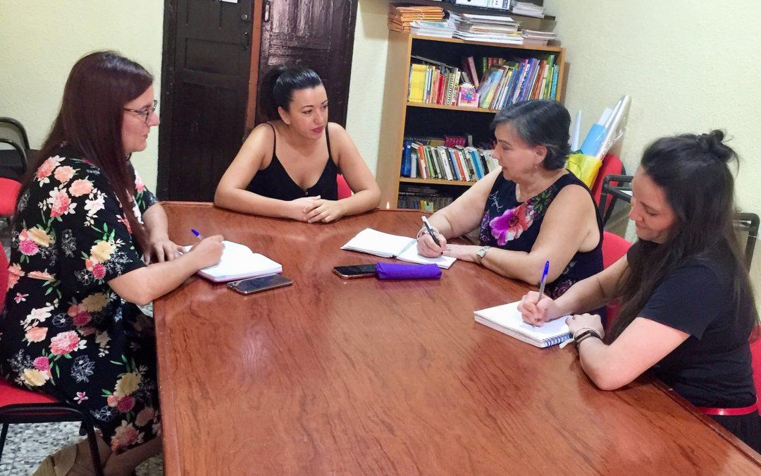 Ayuntamiento y Cruz Roja profundizan en nuevas fórmulas de colaboración