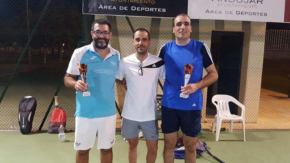 El club de Tenis «Isturgi» despide la temporada con numerosas actividades