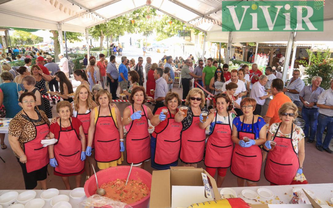 Jornada festiva y de convivencia en Ventas del Carrizal