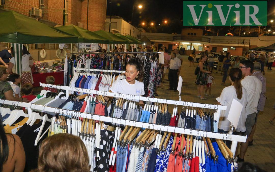 Exitoso debut de la Feria Comercial y Asociativa Nocturna