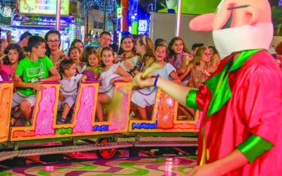 Hoy se celebra el 'Día del Niño' en el Recinto Ferial