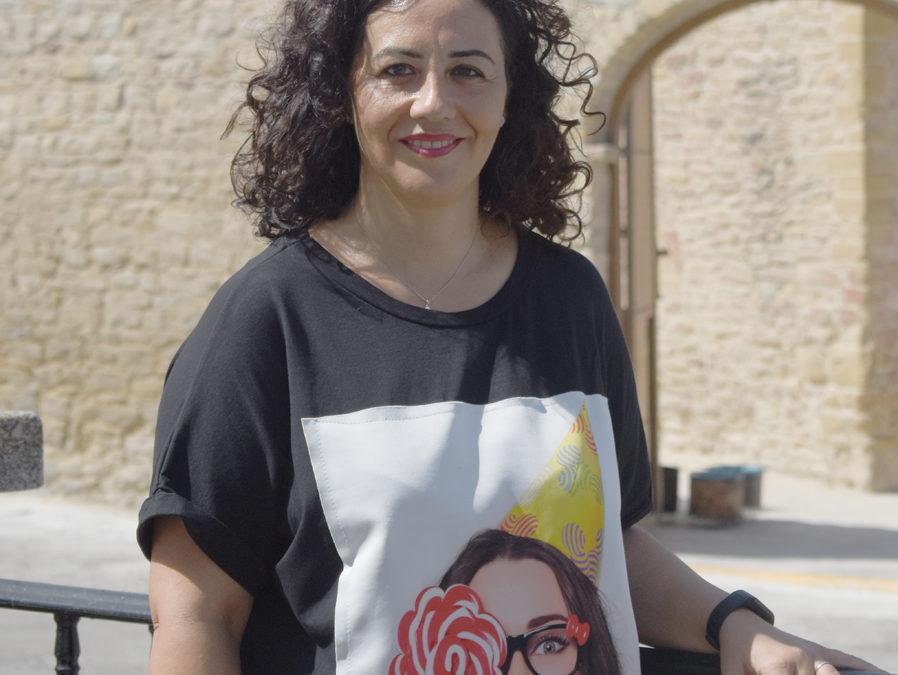 Entrevista a Isabel López, pregonera de la Feria de los Cristos