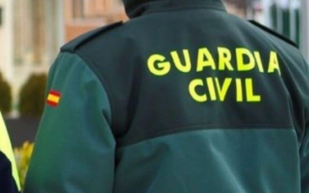 Un guardia civil tosiriano salva la vida a un bebé en parada cardiorespiratoria