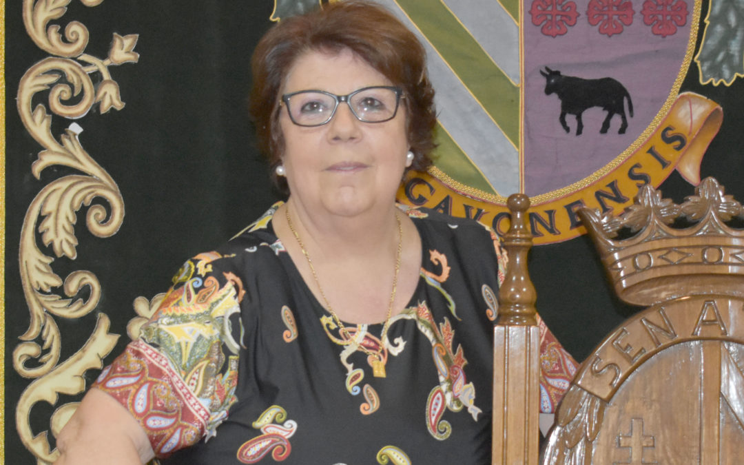 """Entrevista a Isabel Carrero: """"Ser muy arjonera es  vivir Arjona desde que te levantas hasta que te acuestas, vivas donde vivas"""""""