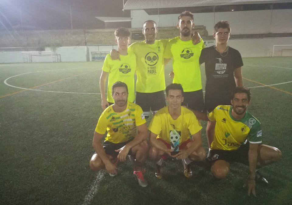 El «Bar Ibiza» ganó el 'Trofeo Alcalde' de Fútbol-7