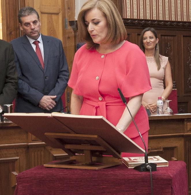 """Pilar Lara: """"Miedo no me dan ni el trabajo ni los retos"""""""