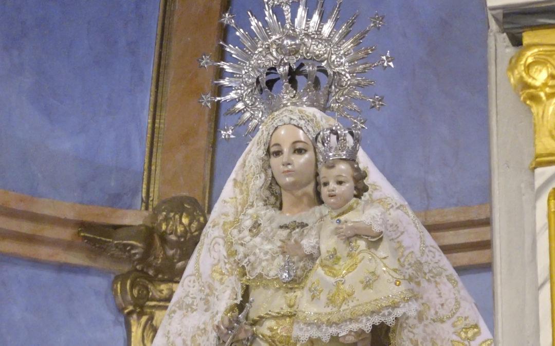 La Cofradía de la Virgen de Consolación anima a los vecinos a inscribirse como anderos