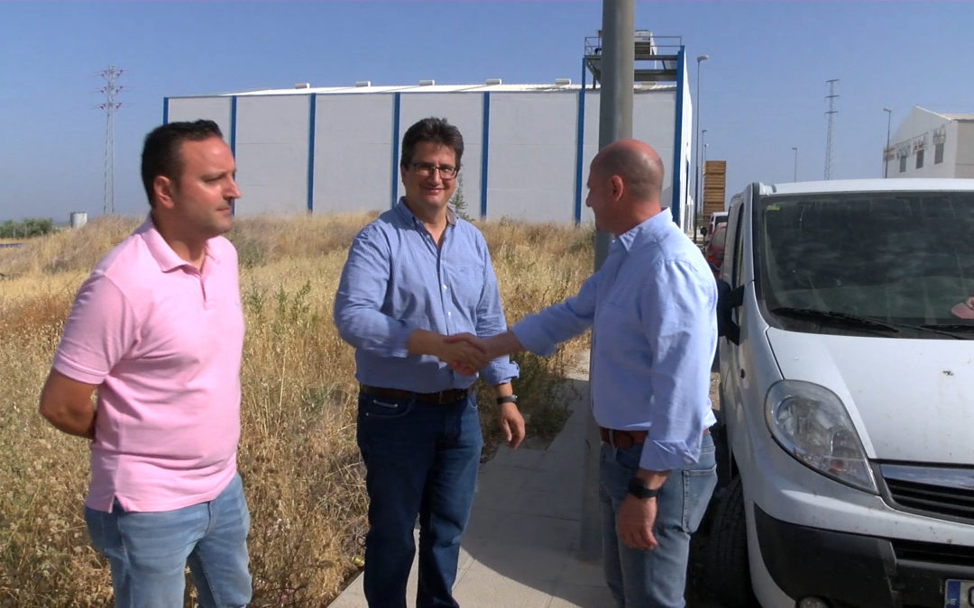 Diputación asfaltará la Avenida de Torredonjimeno