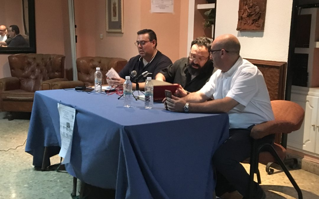 Manuel Fernández analiza la obra de Fray Alejandro del Barco