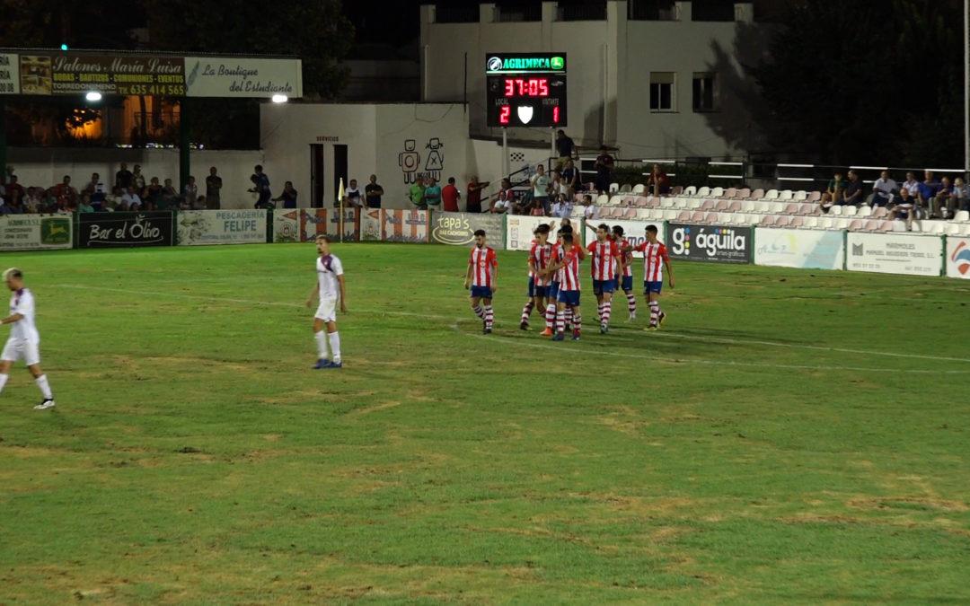 El robo del cableado del Matías Prats obligará a recibir al Recreativo de Huelva en la Copa Federación el 12 de octubre por la mañana