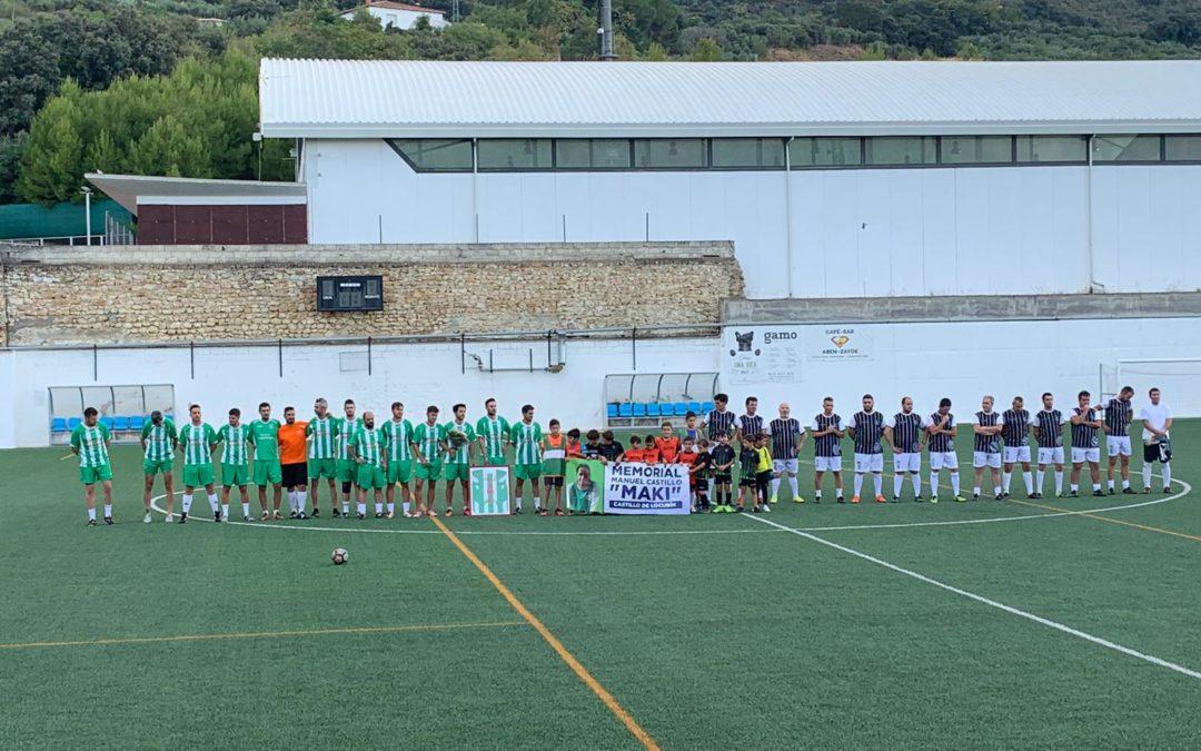 Torneo de fútbol en recuerdo de «Maki»