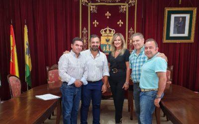 Alcaldes y alcaldesas de Jaén y Córdoba se unen por la A-306