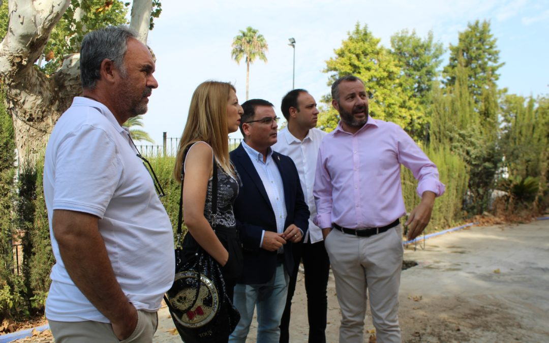 «Puesta a punto» del recinto de Colón para la celebración de ANDUCAB 2019