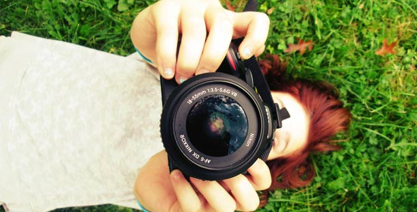 Concurso para fotografiar El Parque
