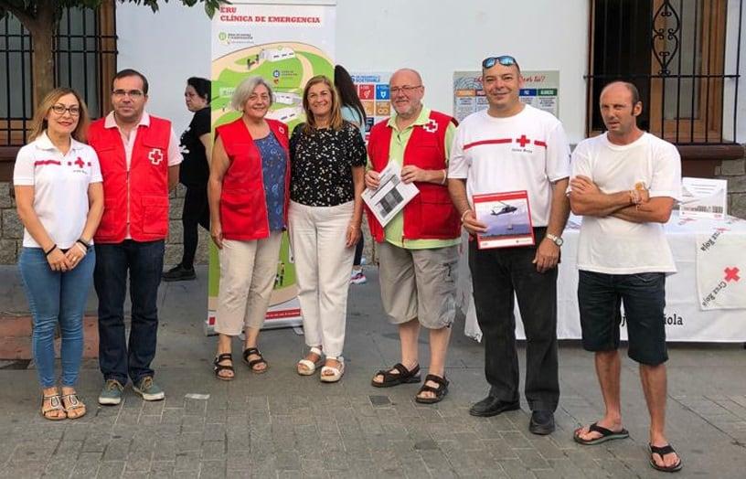 Cruz Roja celebra el Día Internacional de la Ayuda Humanitaria