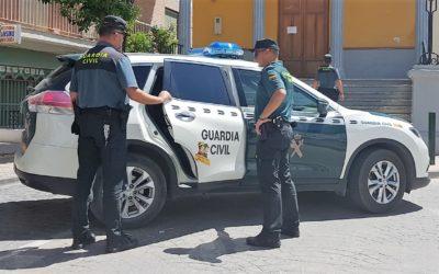 Detenido por el asalto violento a una vivienda de Alcaudete