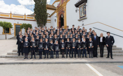 La Escolanía de Los Palacios cantará la Bendición de la Virgen del Socorro