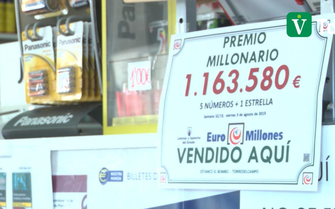 Sin noticias de la persona ganadora del Euromillones en Torredelcampo