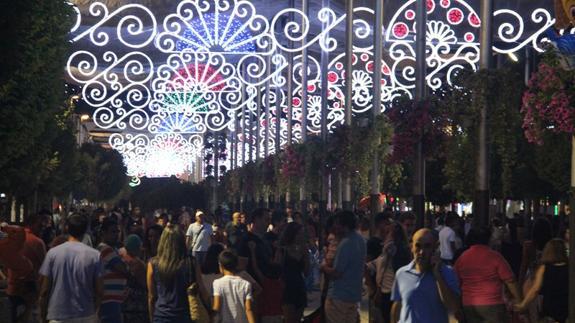 Preparativos en la ciudad de cara a la próxima Feria de Septiembre
