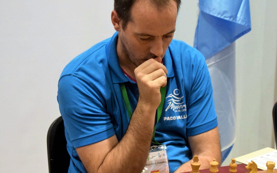 Francisco Vallejo, muy cerca del título Iberoamericano