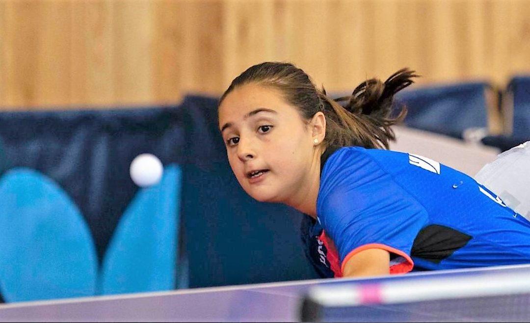 Isabel Conchillo, un valor al alza del Tecnigen Linares