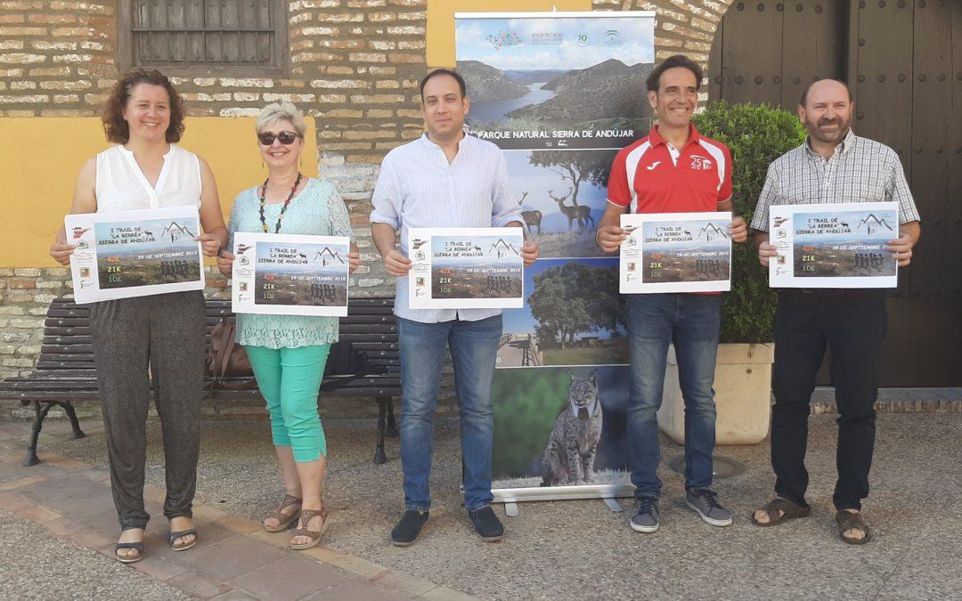 El Parque Natural Sierra de Andújar acogerá el primer Trail «La Berrea»