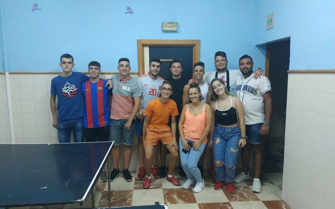 El I Torneo FIFA de Jamilena Mundo Joven se quedó sin plazas el primer día