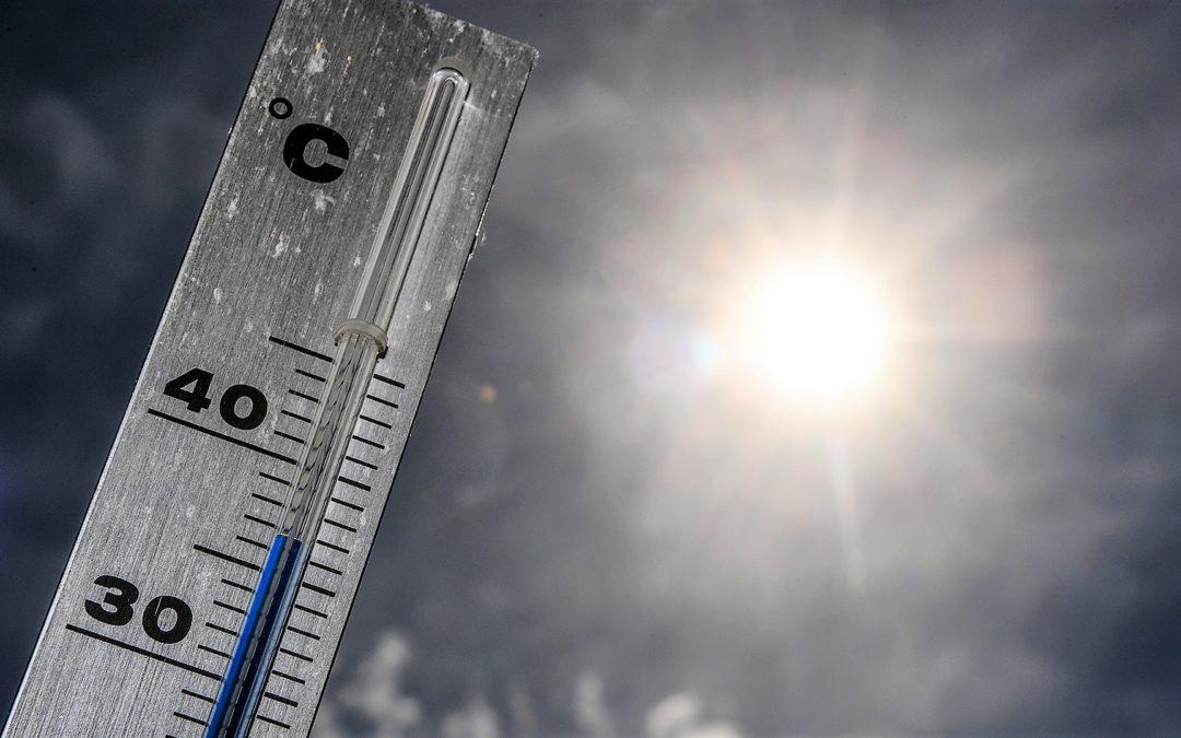 Jaén en nivel amarillo del Plan de Prevención de Altas Temperaturas de la Junta