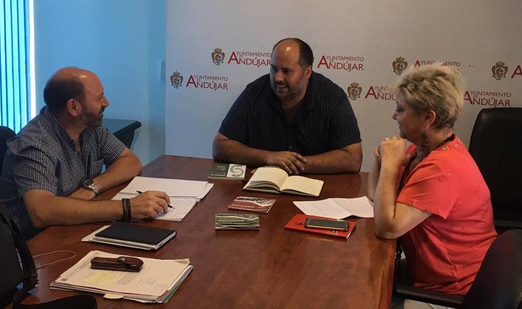 Nuevas metas para poner en valor el Parque Natural Sierra de Andújar