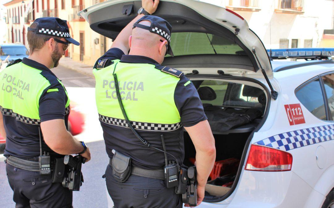 Brote de coronavirus entre los agentes de la Policía Local de La Carolina