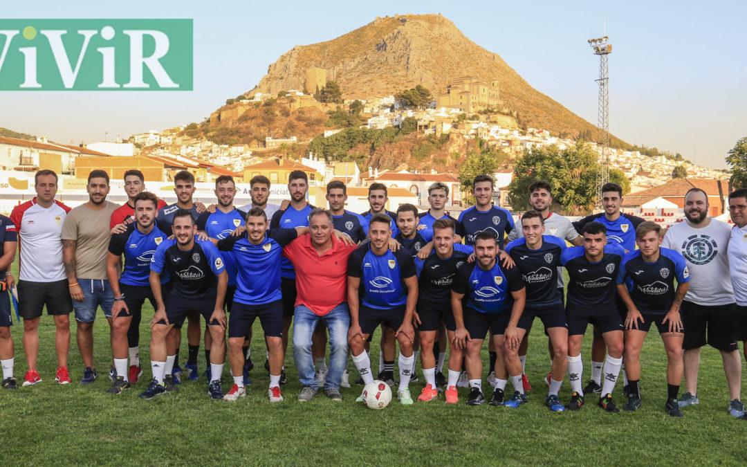 Puesta de largo del fútbol marteño