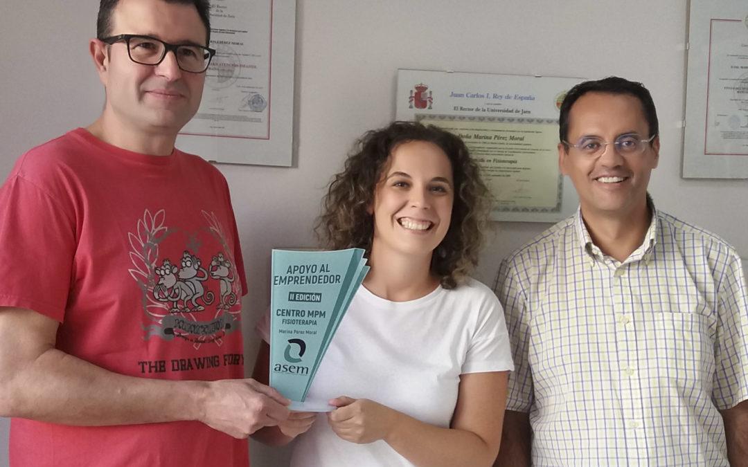 Premio de apoyo al emprendedor marteño