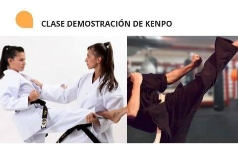 Aprende a defenderte y conoce el Kenpo a través de una masterclass