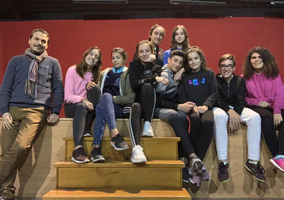 Nuevos talleres y Festival de Teatro en Castillo de Locubín