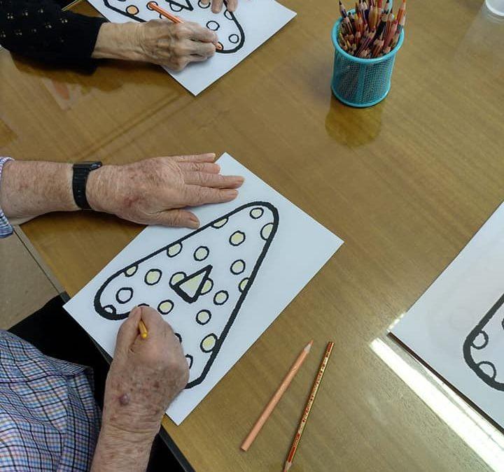AFA Arjona prepara los actos para conmemorar el día mundial del Alzhéimer