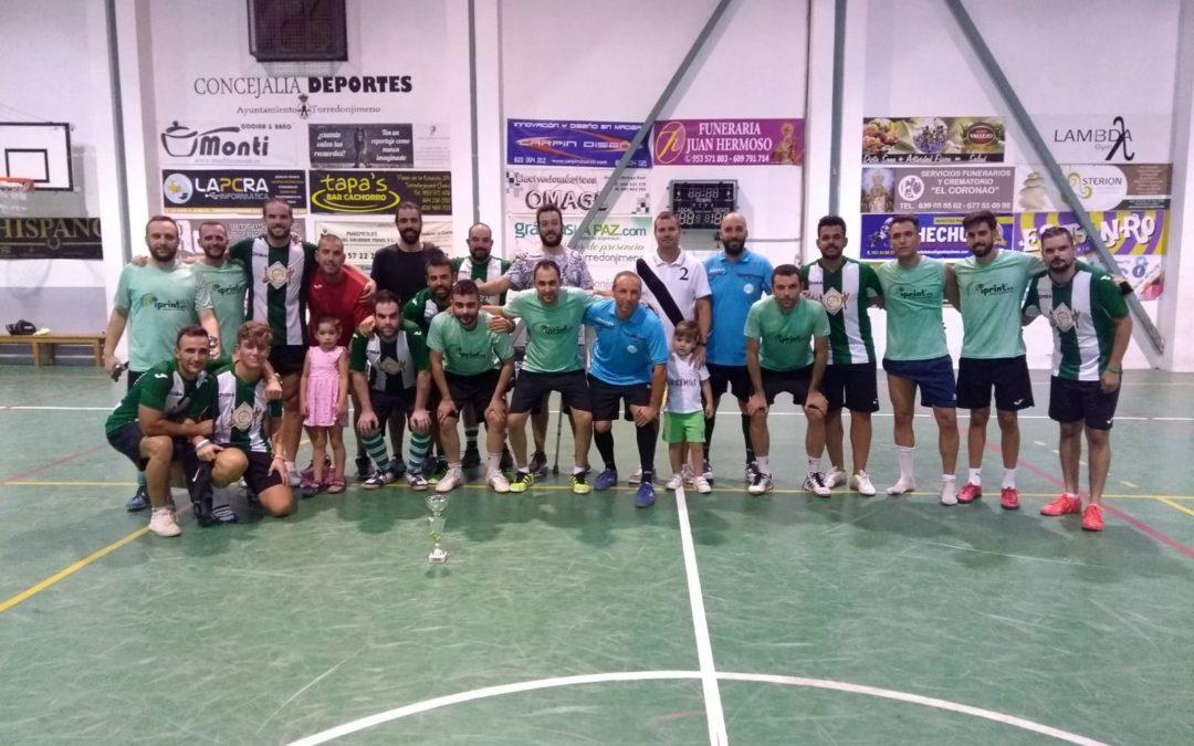 Torneo de fútbol sala con motivo de la Romería de la Virgen de Consolación
