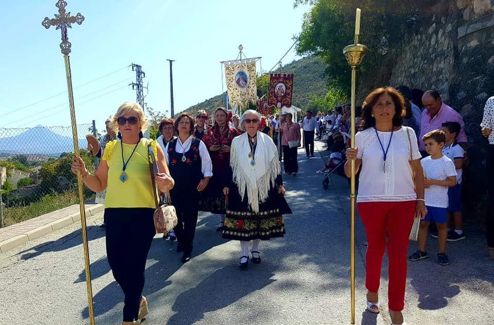 Alcaudete y Los Noguerones honraron a su Patrón