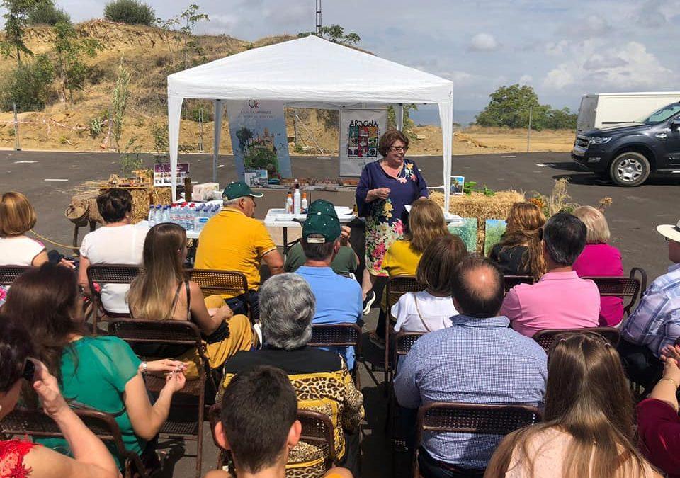 Éxito de la primera Feria Agroalimentaria de Arjona, AgroArjona