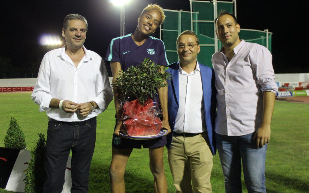 Andújar, «foco del atletismo de élite»