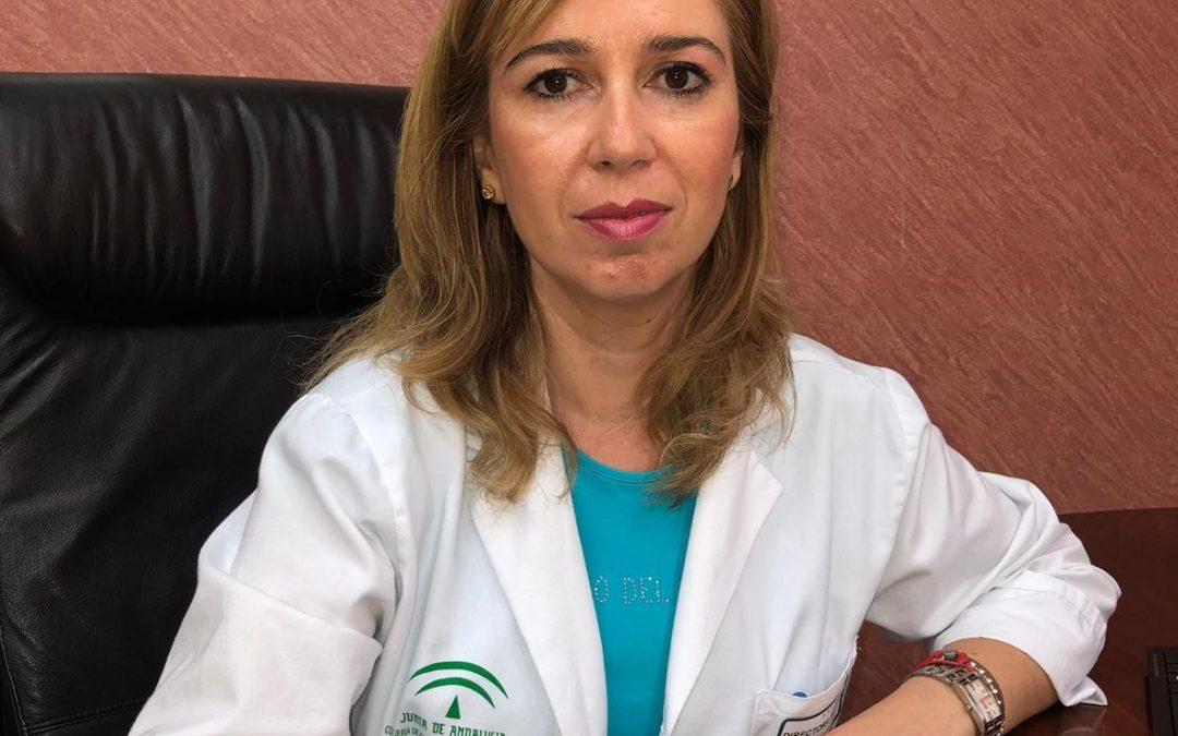 María Belén Martínez, nueva directora gerente del Área Sanitaria Jaén Norte