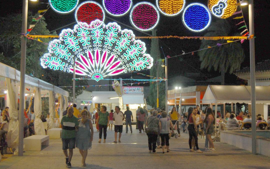 La primera Feria Agroalimentaria de Arjona, en la Feria Real