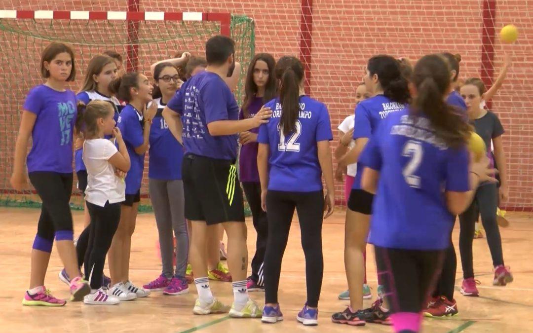 Amplia oferta en las Escuelas deportivas municipales de Torredelcampo