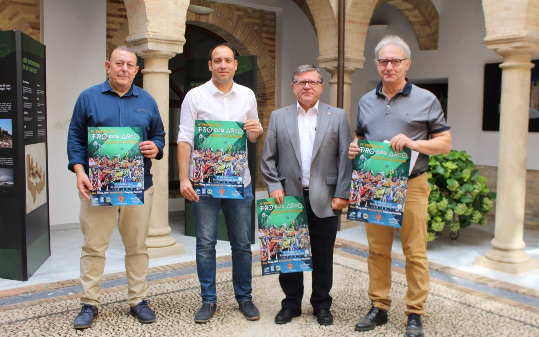 La SAFA acoge este domingo la cuarta edición del Campeonato de Tiro Con Arco