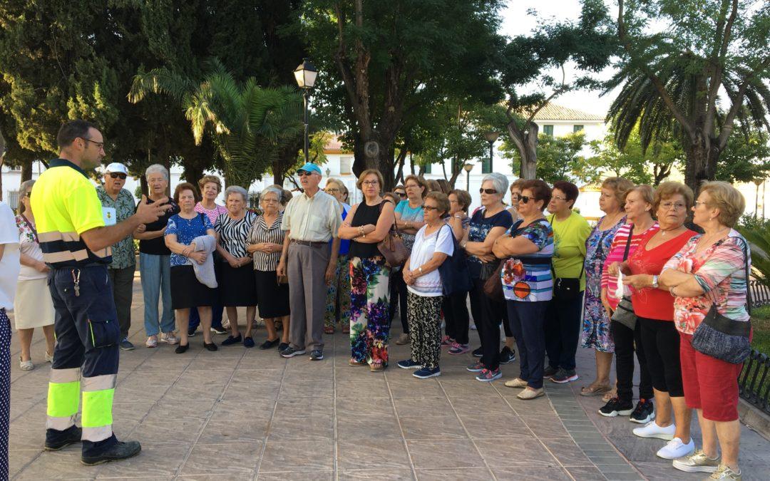 Torredonjimeno se suma a la celebración de la Semana Europea de la Movilidad