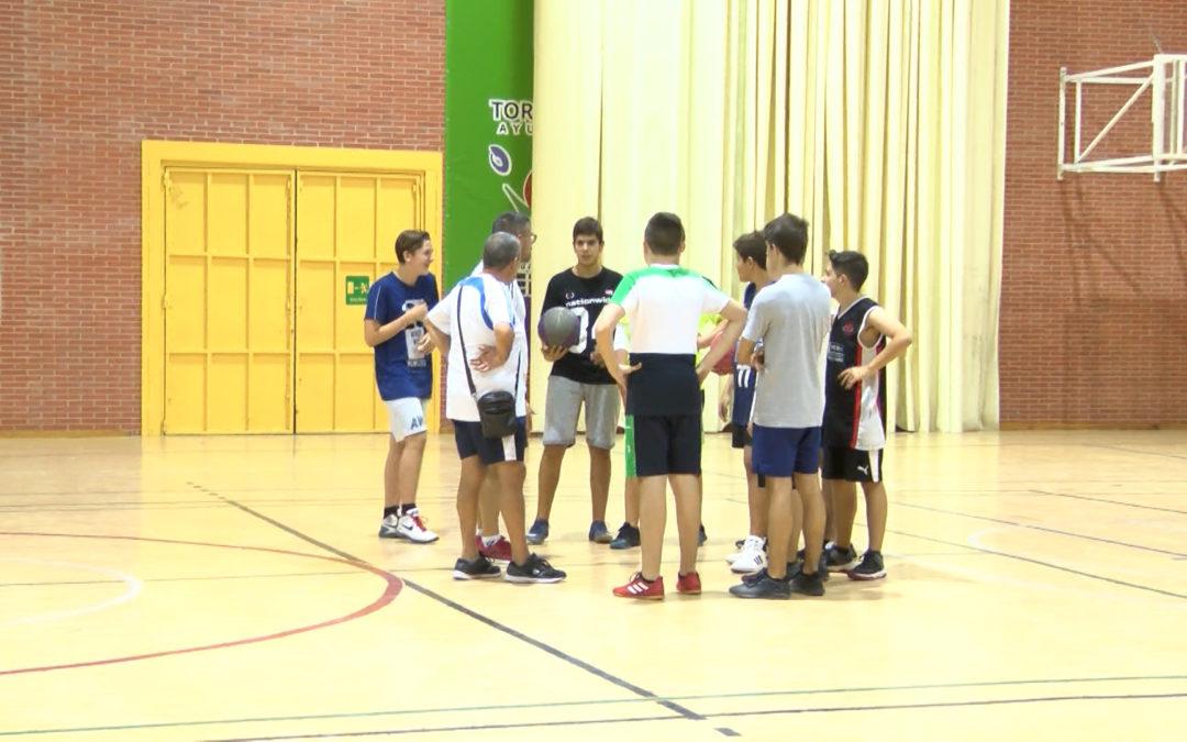 Jornada informativa de la Escuela de Baloncesto de Torredelcampo