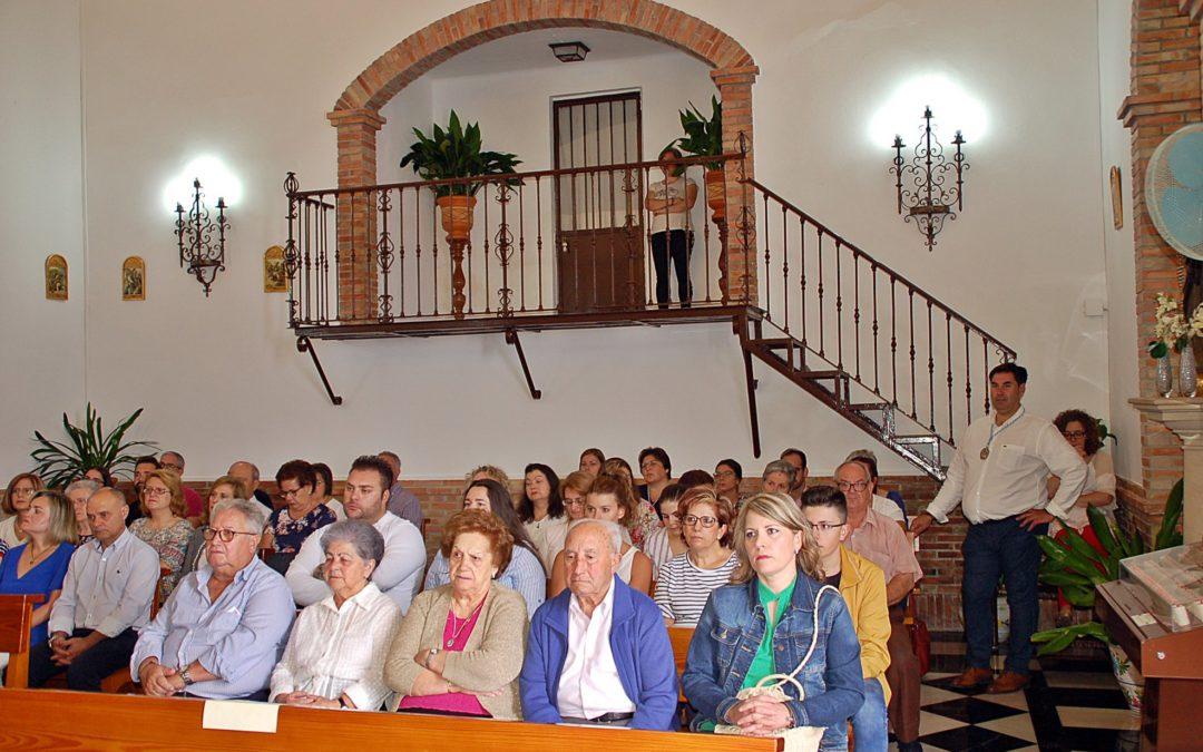 Misa de Hermanamiento en la ermita de Santa Ana