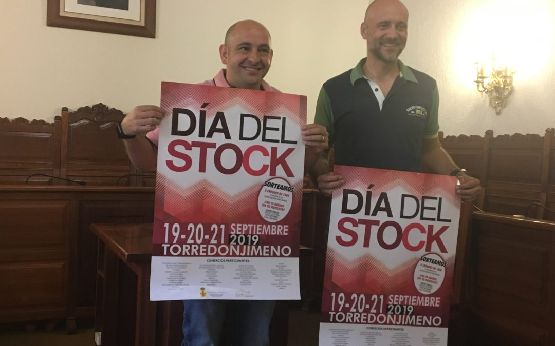 El Día del Stock llega este fin de semana a Torredonjimeno
